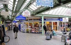 Bilder vom EKZ Horn - Hamburger Einkaufszentren.