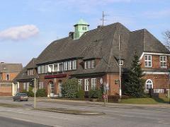 Hamburgs Stadtteile + Bezirke Alsterkrugchaussee Feuerwache