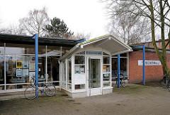 Gebäude Öffentliche Buecherhalle Horn.