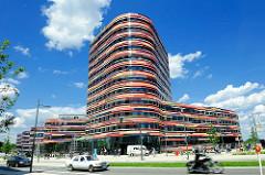 Gebäude Behörde für Stadtentwicklung und Umwelt Hamburg Wilhelmsburg.