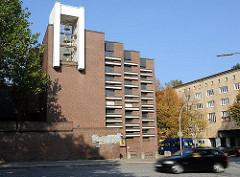 Evangelisch reformierte Kirche an der Palmaille, Hamburg Altona.