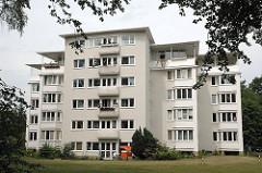 Bilder der Gartenstadt  Hohnerkamp Stadtteil Bramfeld.