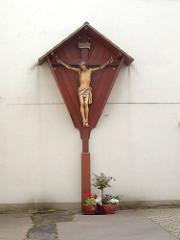 Kruzifix Alsterdorfer Strasse