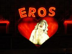 Eros Werbung - Leuchtreklame.