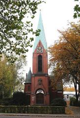 Hamburg Bilder - Fotos aus Eidelstedt Kirchturm der Elisabeth Kirche