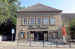 Filmpalast von Malchow; erbaut 1957 - jetzt DDR Museum an der Kirchenstrasse.