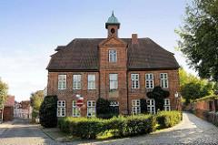 Gebäude Stift Benedikt, Lüneburg.