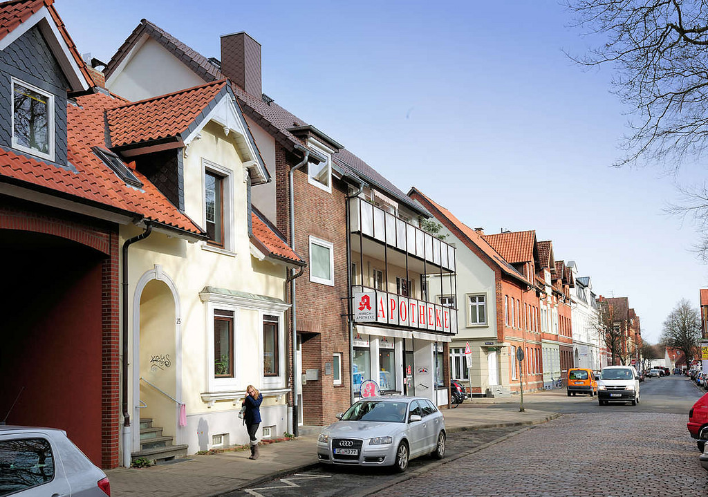 Geschäfte Lüneburg