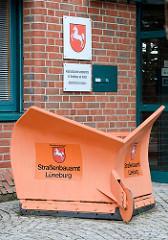 Sitz der Niedersächsischen Landesbehörde für Strassenbau und Verkehr - Geschäftsbereich Lüneburg.