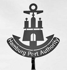Hamburg Wappen - Hambug Port Authority.