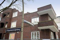Der Abriss beginnt - Das historische Backstein-Ensemble ELISA in Hamburg Hamm war Ausdruck der Hamburger Architektur der 1920er Jahre in der Ära des Oberbaudirektors Fritz Schumacher.