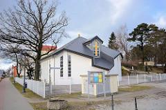 Katholische Kirche Ostseebad Binz.
