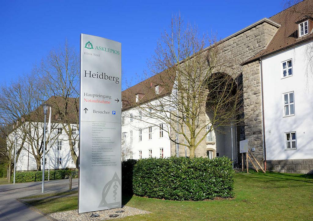 Krankenhaus Hamburg Nord