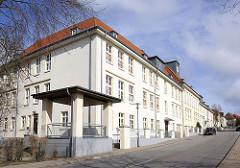 Grundschule Altstadt - Bergen auf Rügen, Breitspecherstrasse.