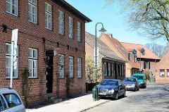 Gebäude Stadtmuseum Wedel - ehem. Schulgebäude, Küsterstrasse.