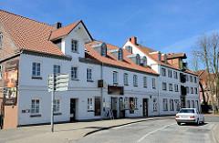 Ehem. Wassermühle am Mühlenteich in Wedel / Mühlenstrasse - Kulturdenkmal.
