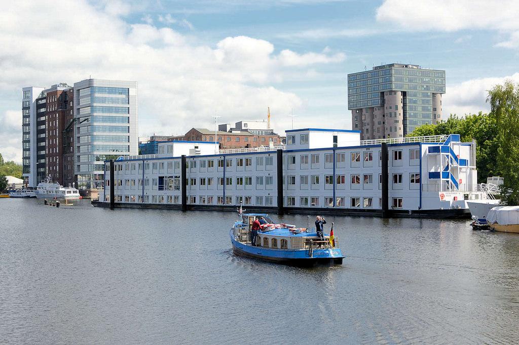 Flüchtlinge Hamburg Harburg