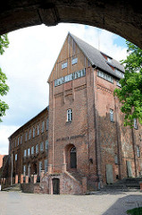 Fritz Reuter Museum in der Festung Dömitz.