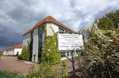 Gymnasiales Schulzentrum Fritz Reuter Dömitz.