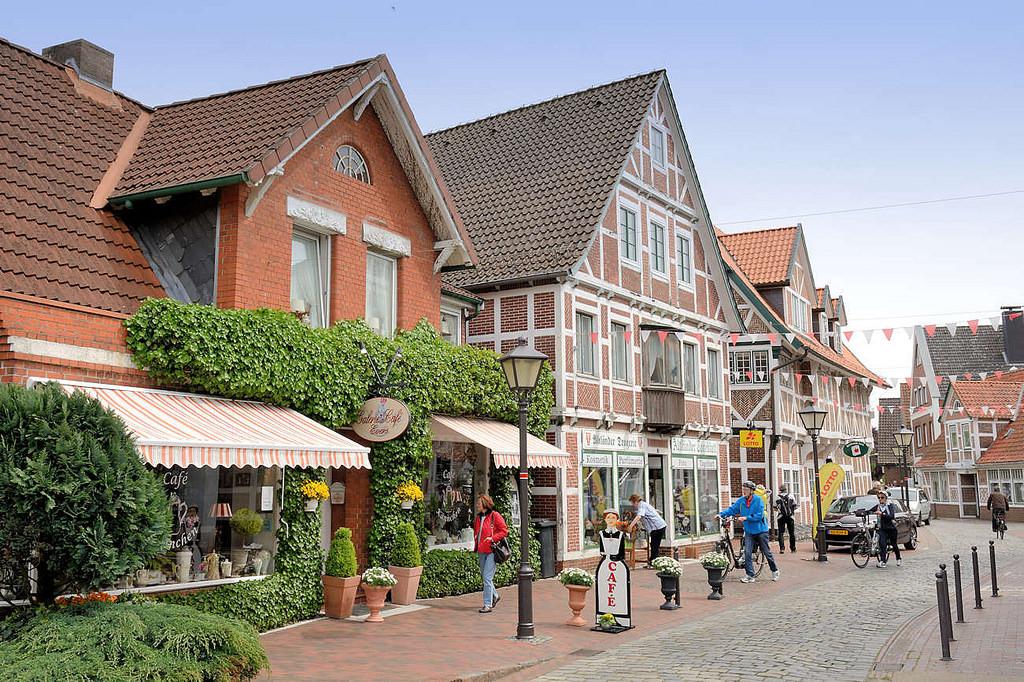 """Metropolregion Hamburg: Foto """"Altstadt Von Jork, Altes"""
