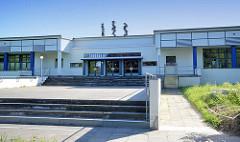 Ehem. Mittelschule in Hamburg Niendorf - Sootbörn; erbaut 1929 - Architekten Ernst und Wilhelm Langloh, jetzt Künstlerhaus.