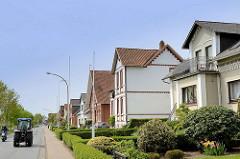 Einfamilienhäuser - Gründerzeitvilla, Borsteler Reihe in Jork, Landkreis Stade.