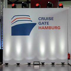 Cruise Center Steinwerder im Hamburger Kaiser-Wilhelm-Hafen; Eröffnung des Terminalgebäudes am 09.06.15.