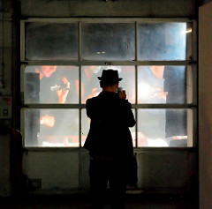 Eröffnung der 6. Triennale der Photographie; #snapshot, Oberhafenquartier. .