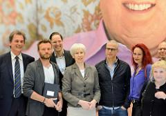 Eröffnung der 6. Triennale der Photographie in den Hamburger Deichtorhallen / Haus der Photographie.