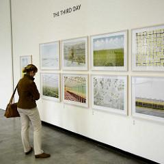 Eröffnung der 6. Triennale der Photographie in Hamburg - Barlach Halle K.
