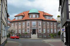Wohnhaus in der Schützenstrasse / Georgstrasse in Lüchow.