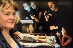 Eröffnung der 6. Triennale der Photographie; #snapshot, Oberhafenquartier - Catherine Balet, Strangers in the Light.