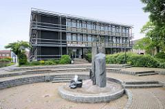 Neues Rathaus von Lüchow, Theodor Körner Strasse.
