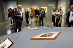 Eröffnung der 6. Triennale der Photographie in Hamburg - Bucerius Kunst Forum.
