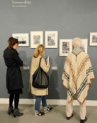 Eröffnung der 6. Triennale der Photographie in Hamburg - Museum der Arbeit.