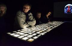 Eröffnung der 6. Triennale der Photographie in Hamburg - Kunsthalle.
