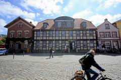 Altes Rathaus in Dannenberg - erbaut 1780; Wiederaufbau 1999/2000.