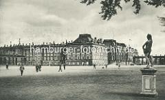 Historische Ansicht vom Potsdamer Stadtschloss.
