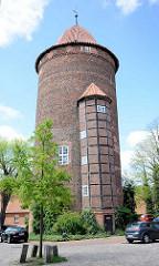 Waldemarturm -  Überrest einer mittelalterlichen Burg und späteren Schlosses Dannenberg; Wahrzeichen der Stadt.