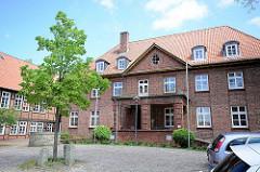 Gebäude vom Amtsgericht Dannenberg.