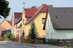 Architekturfotos aus Zehdenick - Wohnhäuser Am Berliner Tor.