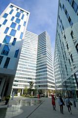 Emporio-Hochhaus, vormals Unilever-Haus, ist ein Bürogebäude im Hamburger Viertel Neustadt am Dammtorwall 15. Es wurde von den Architekten Helmut Hentrich und Hubert Petschnigg konzipiert und bis 1964 als deutsche Zentrale für den Unileverkonzern err