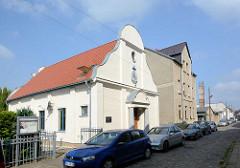 Apostolische Kirche von Zehdenick, Brandenburg.