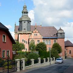 Ehem. Postamt / Alte Post von Blankenburg.