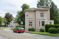 Gebäude Museum Rade in Reinbek.