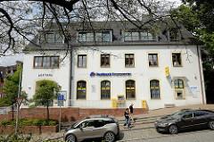 Gebäude Postamt in Reinbek, Kreis Stormarn - Sophienstrasse.