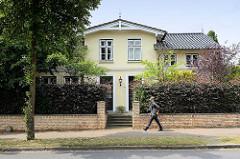Gründerzeit Doppelhaus - Schönningstedter Strasse in Reinbek.