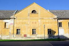 Altes Lagergebäude / Kaserne, Terezin - Theresienstadt.