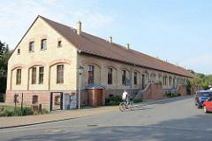 Historische Gewerbearchitektur zu Wohnraum / Büroraum umgewidmet - Backsteinarchitektur, Industriearchitektur in Oranienburg.