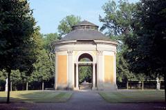 Orangerie Pavillion / Salon im Schlosspark Rheinsberg.